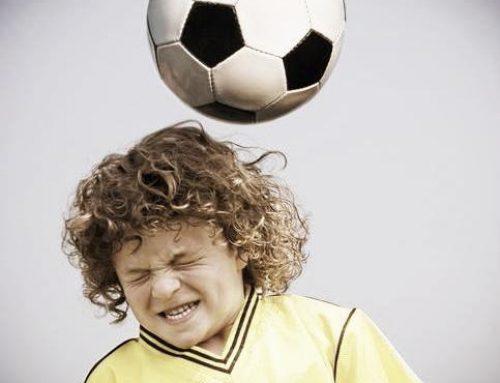 Διάσειση και Όραση σε παιδιά και εφήβους