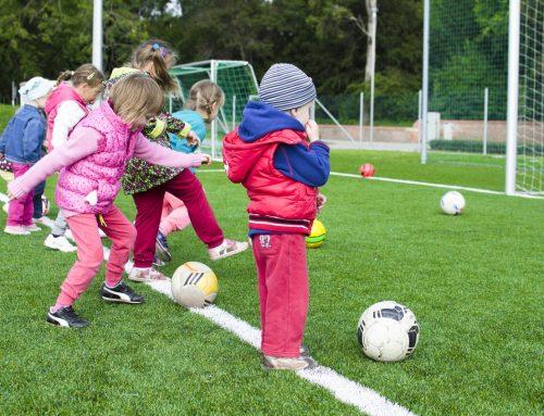 Παιχνίδι σε εξωτερικό χώρο & άσκηση, πρόληψη για την όραση